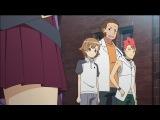 Волчица и семеро друзей / Ookami-san to Shichinin no Nakama-tachi - 5 серия (озвучено Zack_Fair)